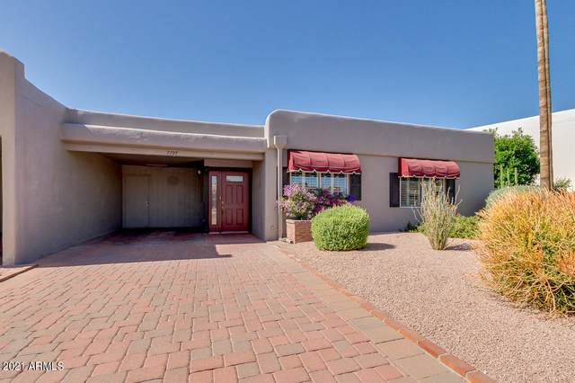 7707 E Mariposa Drive, Scottsdale, AZ 85251 (MLS #6222301) :: Synergy Real Estate Partners