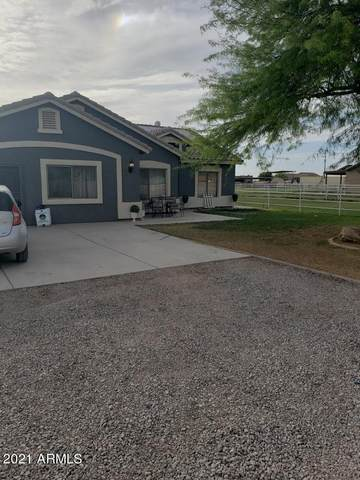 10722 S 272nd Avenue, Buckeye, AZ 85326 (MLS #6222316) :: Yost Realty Group at RE/MAX Casa Grande