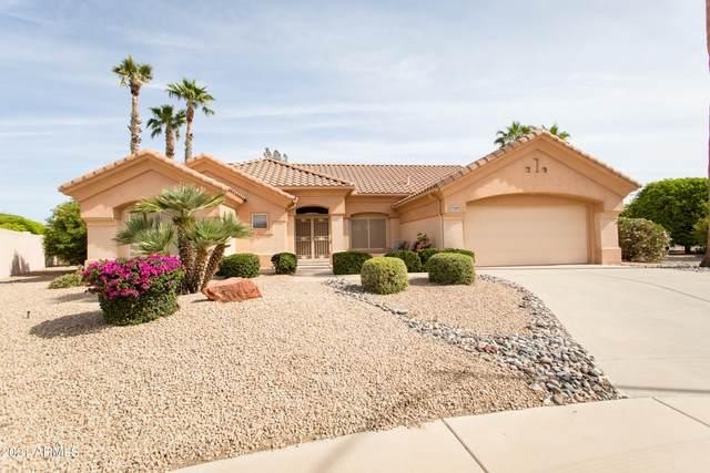 15826 W Huron Drive, Sun City West, AZ 85375 (MLS #6222324) :: Long Realty West Valley