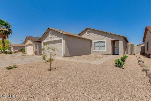 11514 W Larkspur Road, El Mirage, AZ 85335 (MLS #6222330) :: Yost Realty Group at RE/MAX Casa Grande