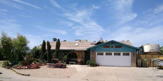 5817 W Redfield Road, Glendale, AZ 85306 (MLS #6222332) :: Yost Realty Group at RE/MAX Casa Grande