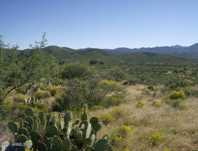 0 W Single Six Road, Kirkland, AZ 86332 (MLS #6222340) :: Kepple Real Estate Group