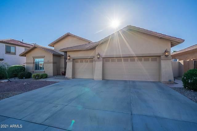 15650 N 176TH Drive, Surprise, AZ 85388 (MLS #6222354) :: Sheli Stoddart Team | M.A.Z. Realty Professionals