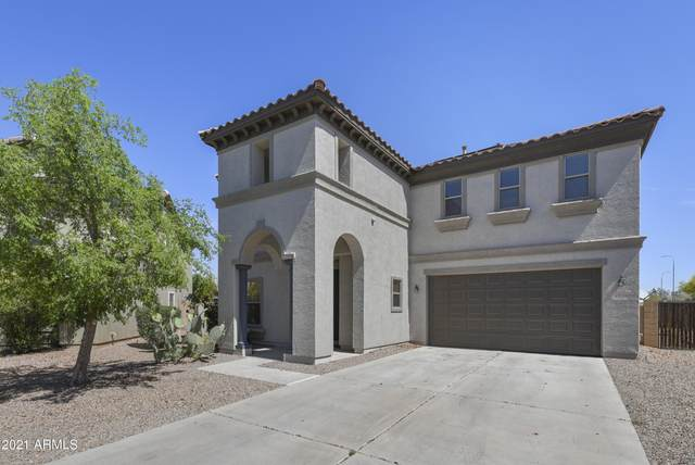 4935 N 109TH Avenue, Phoenix, AZ 85037 (MLS #6222357) :: Sheli Stoddart Team | M.A.Z. Realty Professionals