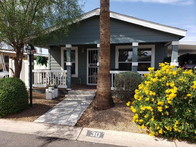 11411 N 91ST Avenue #30, Peoria, AZ 85345 (MLS #6222363) :: The Everest Team at eXp Realty