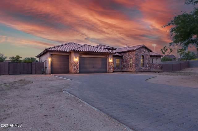 7206 W Fallen Leaf Lane, Peoria, AZ 85383 (MLS #6222375) :: Long Realty West Valley