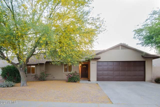 15618 N 63rd Street, Scottsdale, AZ 85254 (MLS #6222376) :: Zolin Group