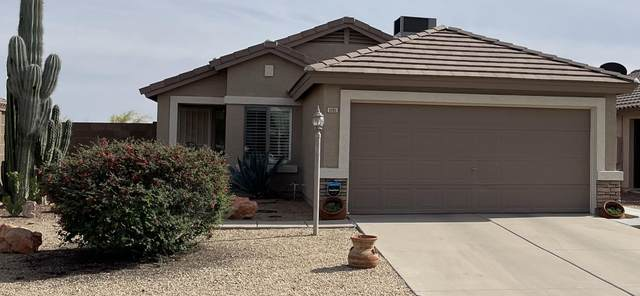 1081 E Greenlee Avenue, Apache Junction, AZ 85119 (MLS #6222377) :: Openshaw Real Estate Group in partnership with The Jesse Herfel Real Estate Group
