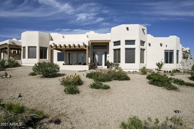 41802 N Deer Trail Road, Cave Creek, AZ 85331 (MLS #6222378) :: Yost Realty Group at RE/MAX Casa Grande