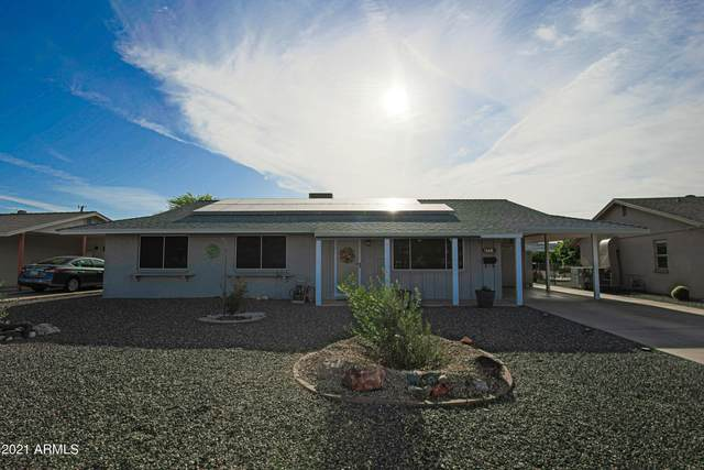 11435 N Capri Drive, Sun City, AZ 85351 (MLS #6222387) :: The Luna Team
