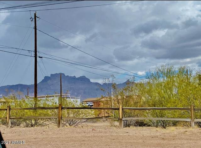 1325 S Starr Road, Apache Junction, AZ 85119 (MLS #6222410) :: Devor Real Estate Associates