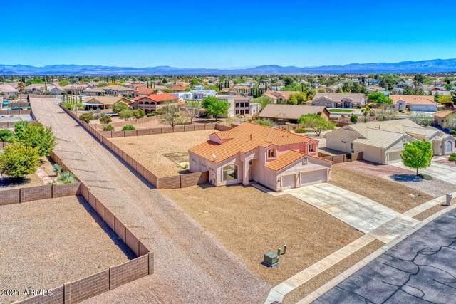 2333 Corte Valenana Street, Sierra Vista, AZ 85650 (MLS #6222411) :: CANAM Realty Group