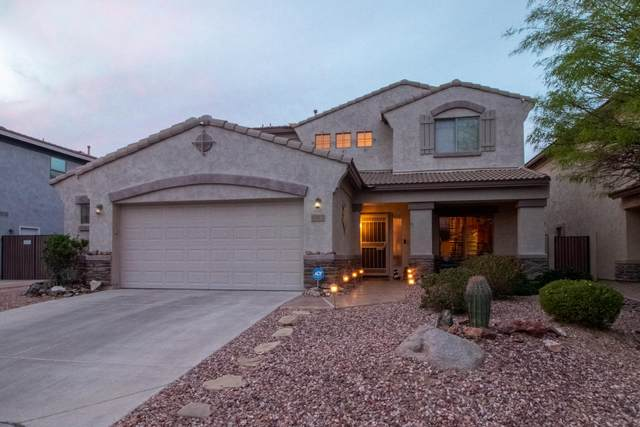 17412 W Carmen Drive, Surprise, AZ 85388 (MLS #6222416) :: Yost Realty Group at RE/MAX Casa Grande