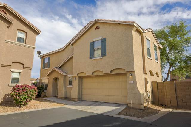 9511 N 82ND Lane, Peoria, AZ 85345 (MLS #6222431) :: Yost Realty Group at RE/MAX Casa Grande