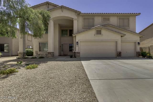 42563 W Bravo Drive, Maricopa, AZ 85138 (#6222434) :: The Josh Berkley Team