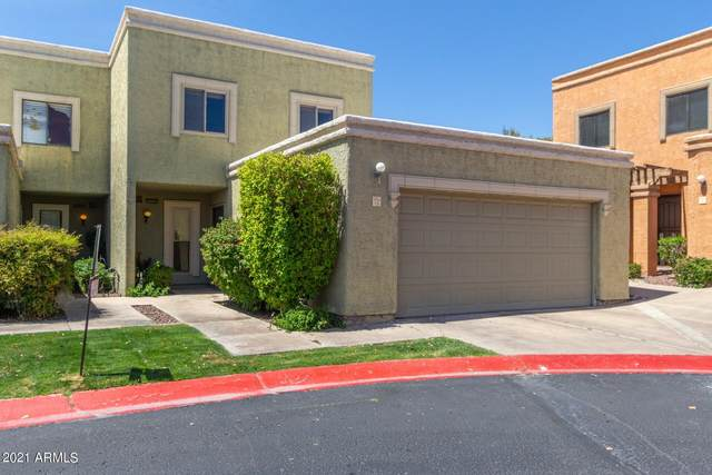 815 E Grovers Avenue #15, Phoenix, AZ 85022 (MLS #6222453) :: Scott Gaertner Group