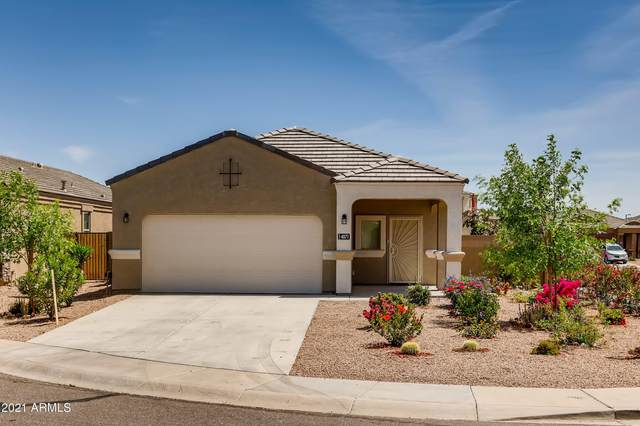 4071 N 309TH Circle, Buckeye, AZ 85396 (MLS #6222461) :: The Property Partners at eXp Realty