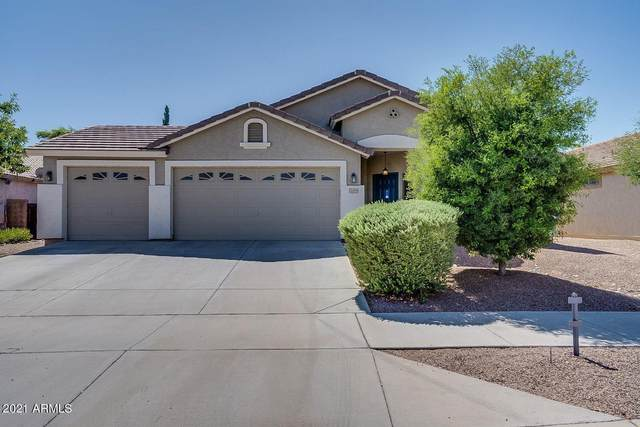 2209 W Darrell Drive, Phoenix, AZ 85041 (MLS #6222463) :: The Riddle Group