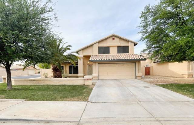5638 W Butler Drive, Chandler, AZ 85226 (MLS #6222485) :: The Property Partners at eXp Realty