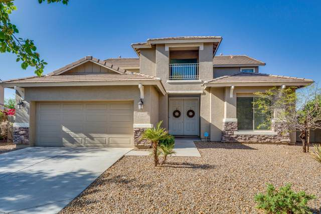 13645 W Port Royale Lane, Surprise, AZ 85379 (MLS #6222498) :: Yost Realty Group at RE/MAX Casa Grande