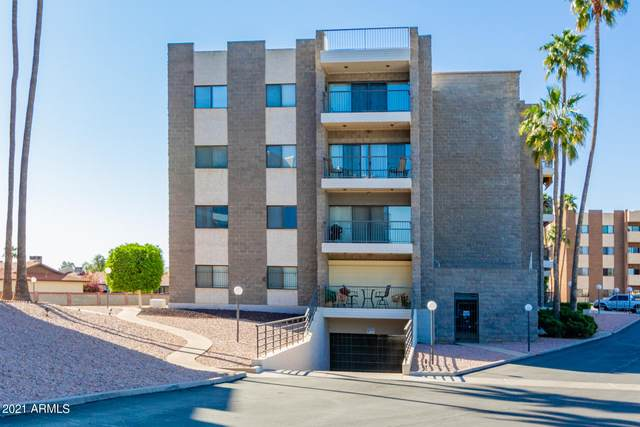 453 S Parkcrest #433, Mesa, AZ 85206 (MLS #6222501) :: The Riddle Group