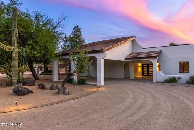 11212 N Sundown Drive, Scottsdale, AZ 85260 (MLS #6222514) :: Lucido Agency