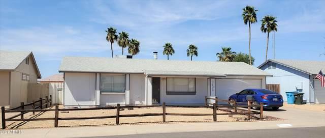 3202 W Wagoner Road, Phoenix, AZ 85053 (MLS #6222522) :: The Property Partners at eXp Realty