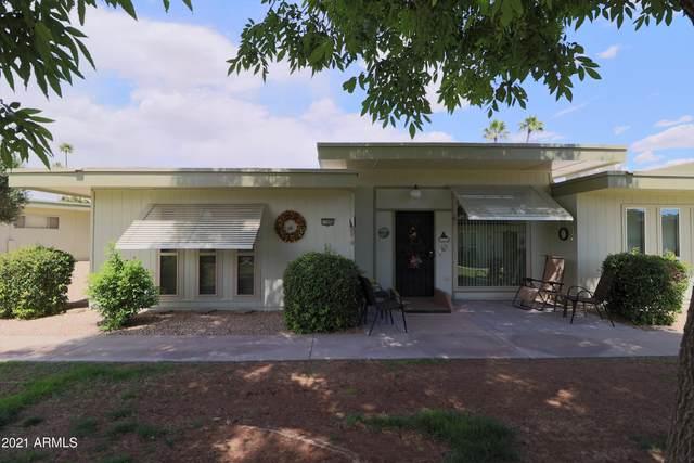 13086 N 100TH Drive, Sun City, AZ 85351 (MLS #6222525) :: Klaus Team Real Estate Solutions
