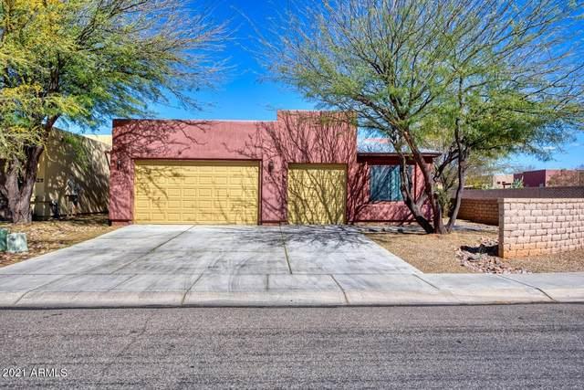 1001 Barnes Drive, Sierra Vista, AZ 85635 (MLS #6222538) :: Yost Realty Group at RE/MAX Casa Grande