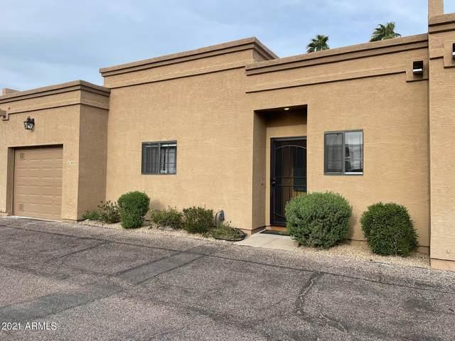 7432 E Carefree Drive #20, Carefree, AZ 85377 (MLS #6222554) :: Maison DeBlanc Real Estate