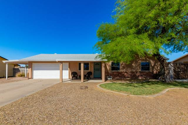 702 N 97TH Place, Mesa, AZ 85207 (MLS #6222570) :: The Riddle Group
