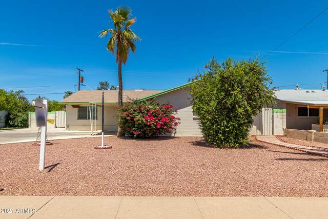 6722 W Campbell Avenue, Phoenix, AZ 85033 (MLS #6222572) :: The Laughton Team