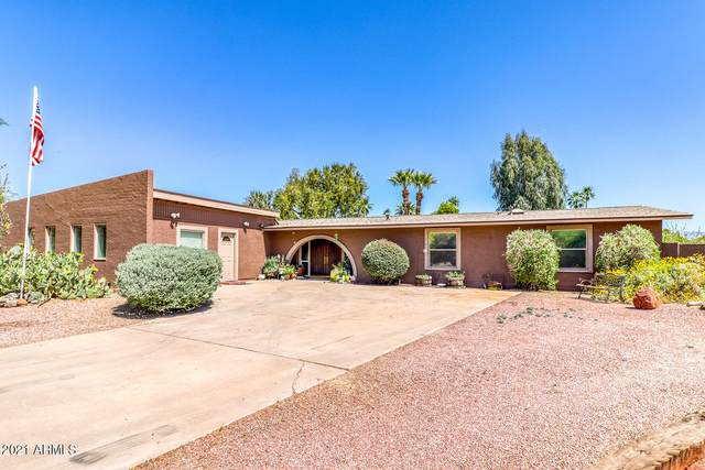 10849 N 65TH Street, Scottsdale, AZ 85254 (MLS #6222574) :: Yost Realty Group at RE/MAX Casa Grande