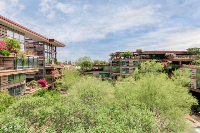7151 E Rancho Vista Drive #5007, Scottsdale, AZ 85251 (MLS #6222589) :: The Newman Team
