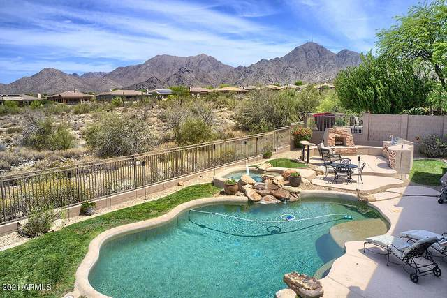10830 E Gelding Drive, Scottsdale, AZ 85255 (MLS #6222590) :: The Everest Team at eXp Realty