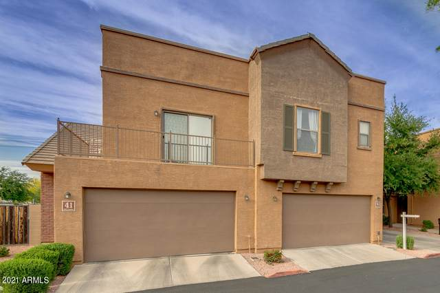 2565 E Southern Avenue #42, Mesa, AZ 85204 (MLS #6222592) :: Yost Realty Group at RE/MAX Casa Grande
