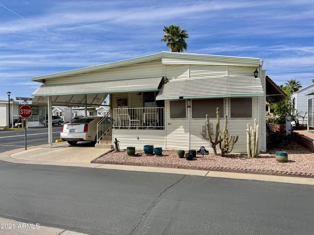 7750 E Broadway Road #652, Mesa, AZ 85208 (MLS #6222601) :: Dave Fernandez Team | HomeSmart