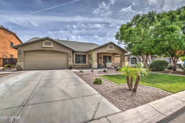 885 E Julie Avenue, San Tan Valley, AZ 85140 (MLS #6222609) :: Scott Gaertner Group