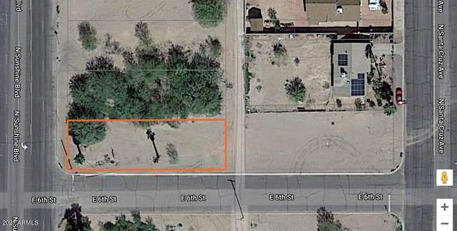 601 N Sunshine Boulevard, Eloy, AZ 85131 (MLS #6222616) :: The Laughton Team