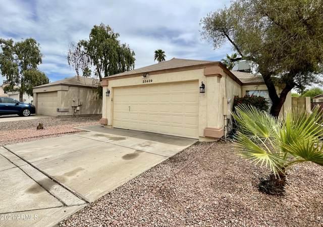 23439 N 39TH Lane, Glendale, AZ 85310 (MLS #6222618) :: Hurtado Homes Group