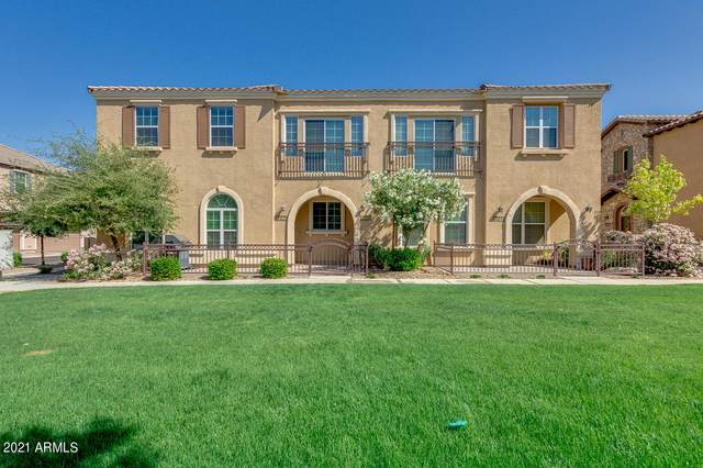 4709 E Portola Valley Drive #102, Gilbert, AZ 85297 (MLS #6222626) :: Long Realty West Valley