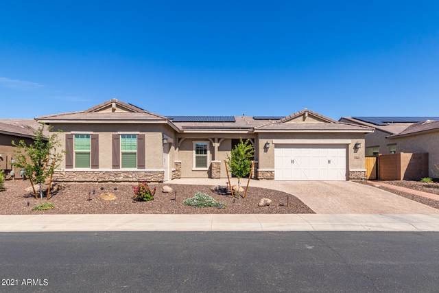 25715 N 103RD Avenue, Peoria, AZ 85383 (MLS #6222627) :: The Dobbins Team