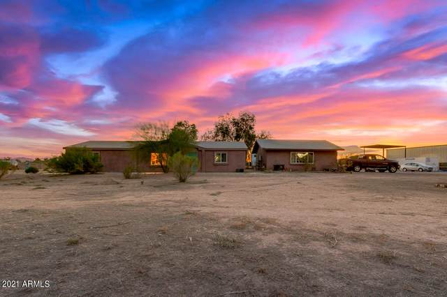 43492 N Kenworthy Road, San Tan Valley, AZ 85140 (MLS #6222628) :: The Property Partners at eXp Realty