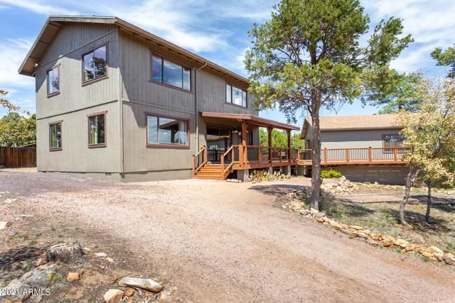 3478 Highland Drive, Heber, AZ 85928 (MLS #6222649) :: Maison DeBlanc Real Estate