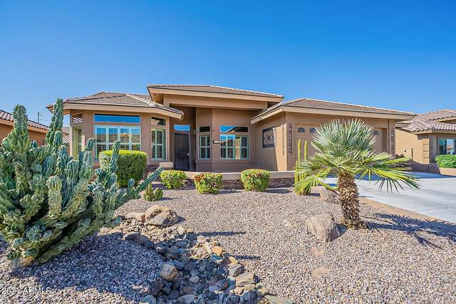 11245 E Onza Avenue, Mesa, AZ 85212 (MLS #6222653) :: The Carin Nguyen Team