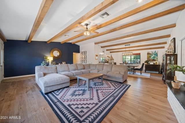 725 Sunflower Avenue, Wickenburg, AZ 85390 (MLS #6222655) :: Maison DeBlanc Real Estate