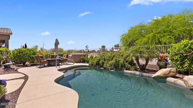 6486 S Front Nine Drive, Gold Canyon, AZ 85118 (MLS #6222675) :: Long Realty West Valley