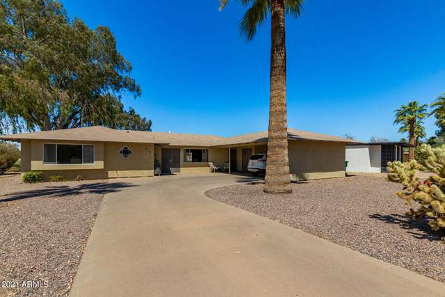 614 S Revolta Circle, Mesa, AZ 85208 (MLS #6222681) :: Openshaw Real Estate Group in partnership with The Jesse Herfel Real Estate Group