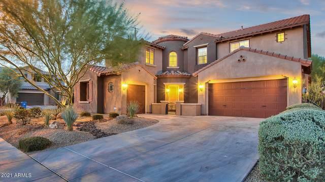 21909 N 37TH Terrace, Phoenix, AZ 85050 (MLS #6222682) :: The Newman Team