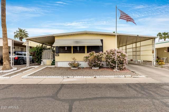 2050 W Dunlap Avenue L279, Phoenix, AZ 85021 (MLS #6222691) :: The Garcia Group